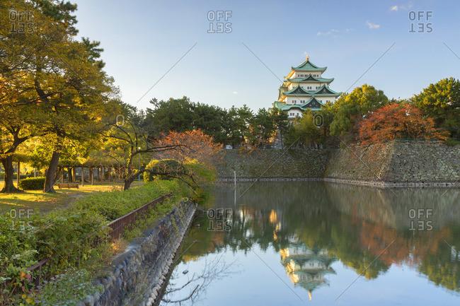 Nagoya Castle, Nagoya, Japan - Offset