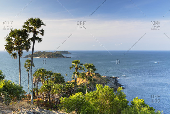 Promthep Cape, Phuket, Thailand - Offset