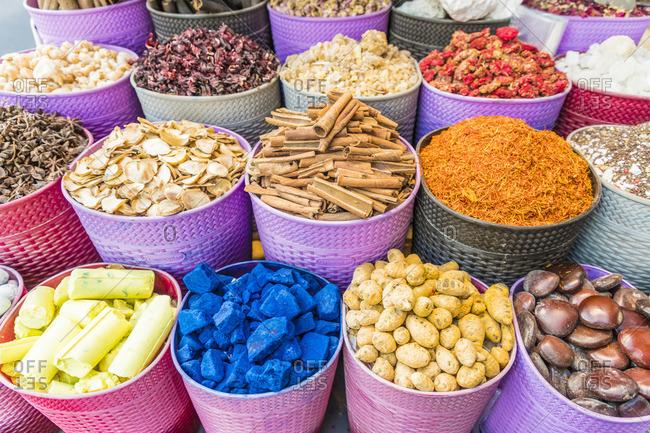 Spice Souk, Dubai, Unided Arab Emirates