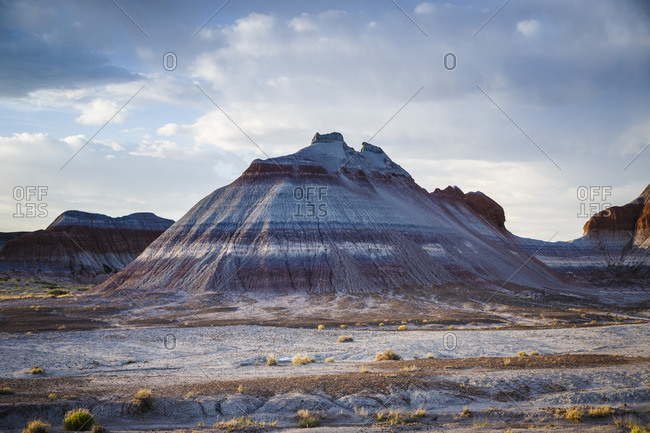 Painted Desert, Historic Route 66, Arizona, USA