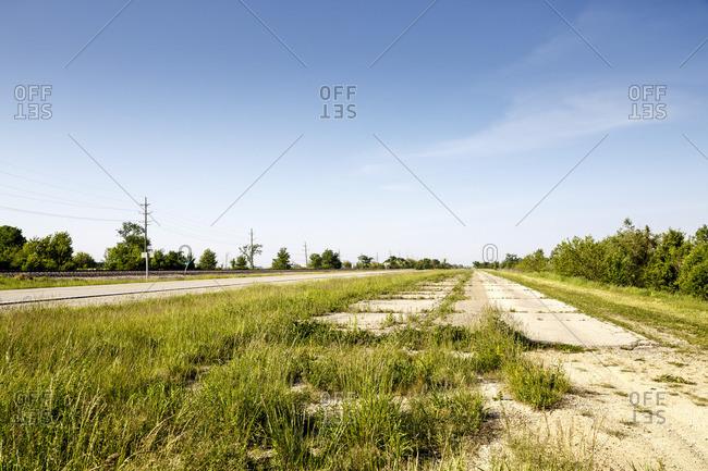 Historic Route 66, Illinois, USA