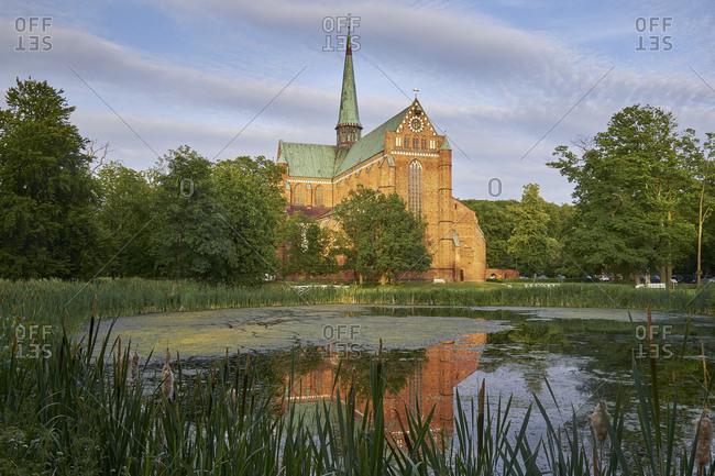 The Minster in Bad Doberan, Mecklenburg-Vorpommern, Germany