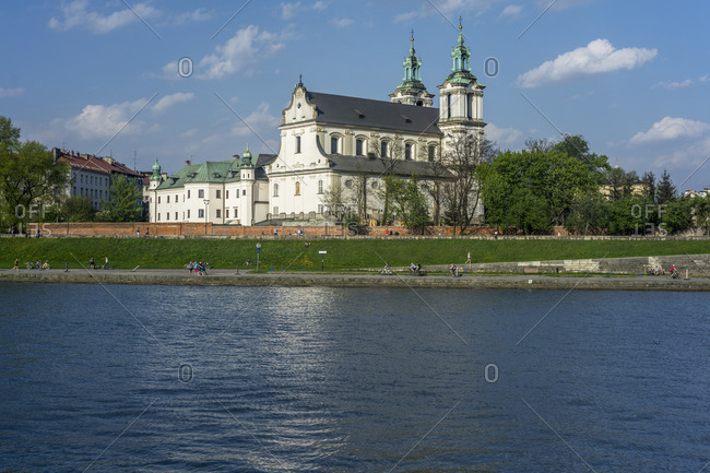 Church of St Michael the Archangel and St Stanislaus Bishop and Martyr and Pauline Fathers Monastery, Poland