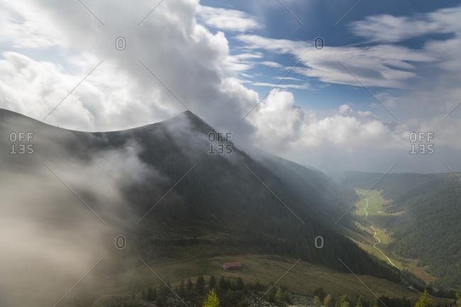 Hike to Seefeldspitze, Valser Tal, Pfunderer Berge, South Tyrol, Italy