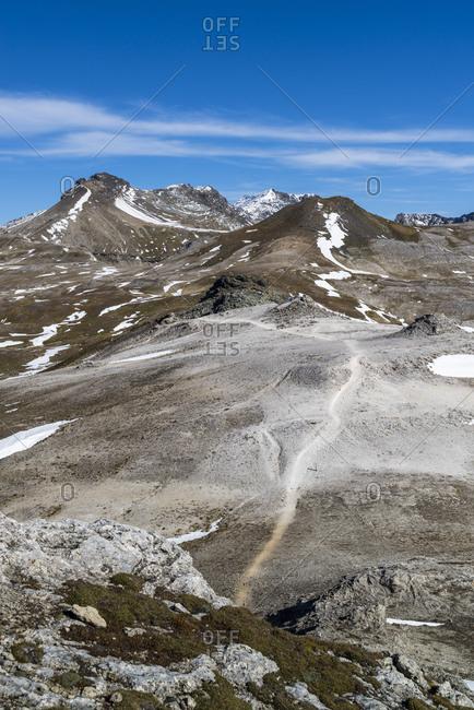 Hinteres Modereck, Carinthia, Austria landscape image