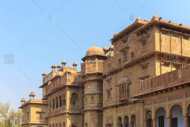 Junagarh Fort, Bikaner, Rajasthan, India
