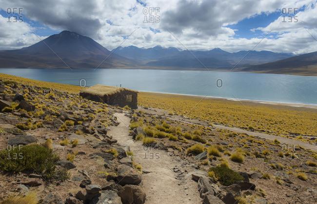 Miscanti Salt Lake, Atacama Desert, Chile