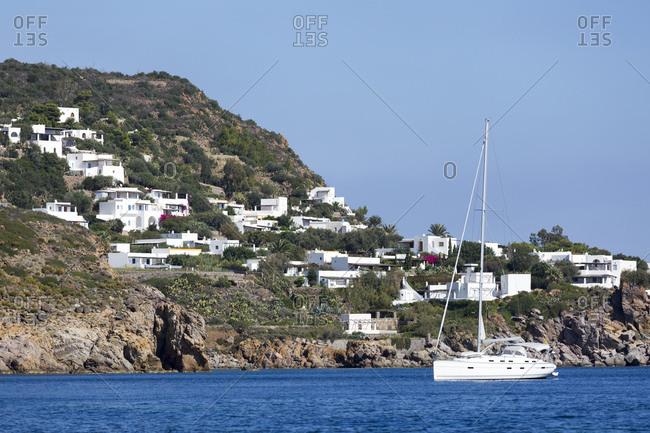 Panarea Island, Aeolian Islands, Sicily, Italy