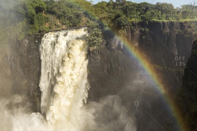 Victoria Falls, Victoria Falls, Zimbabwe, Africa