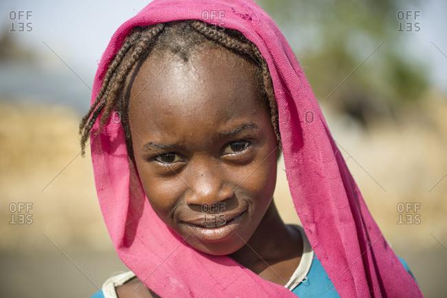 June 9, 2014: Sahel girls in Sudan