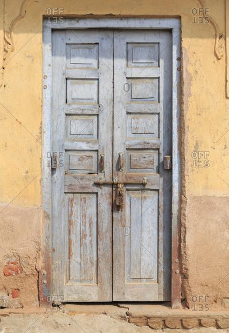 Step well Chand Baori, Abhaneri, Rajasthan, India
