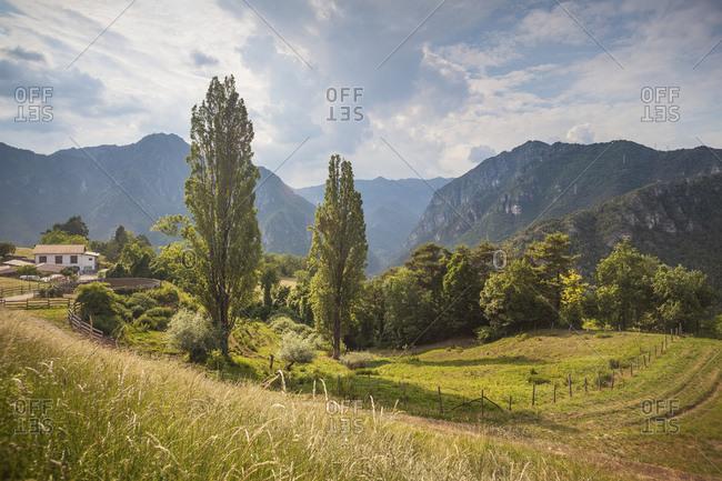 Agriturismo Nai, Natural Park Alto Garda Bresciano, Italy