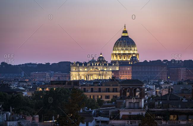 Saint Peter, St. Peter's Basilica, Rome, Lazio, Italy