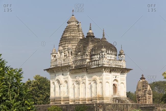 Temple district of Khajuraho, Khajuraho, Madhya Pradesh, India