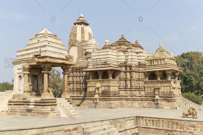 Jagadambi Temple, Khajuraho Temple District, Khajuraho, Madhya Pradesh, India