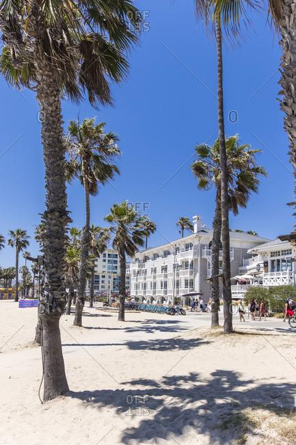 June 25, 2017: Venice Beach, Los Angeles, California, USA