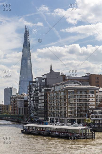 September 11, 2015: The Shard, Southwark, London, United Kingdom