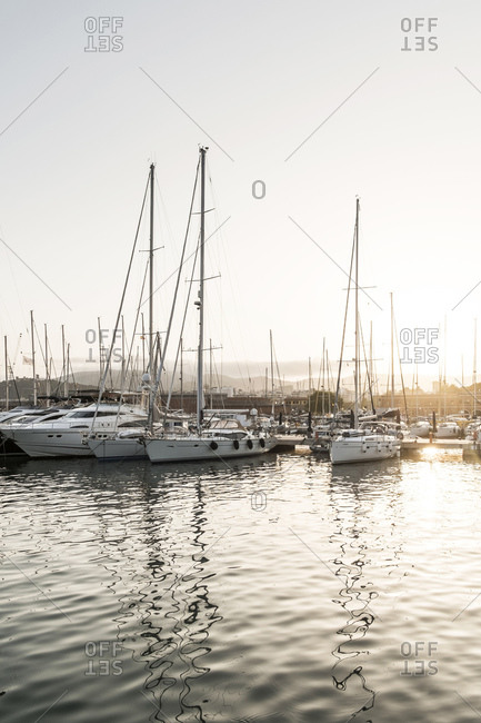 Port Blanc Marina, Palma, Mallorca, Balearic Islands, Mediterranean, Spain, Europe