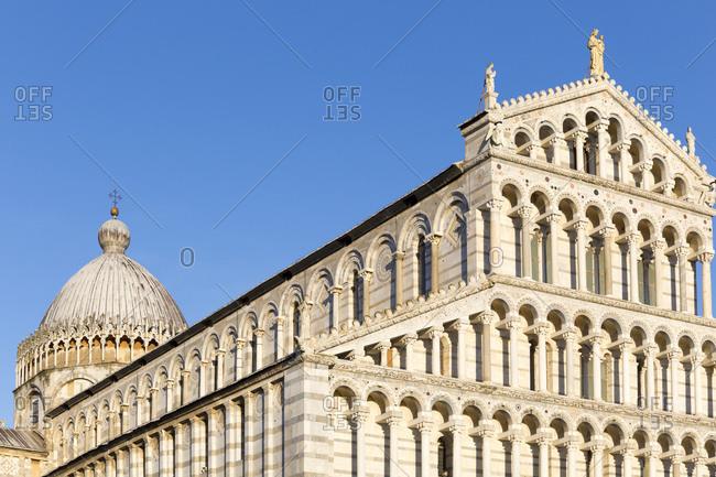 Cathedral of Santa Maria Assunta, Piazza del Duomo, Pisa, Tuscany, Italy
