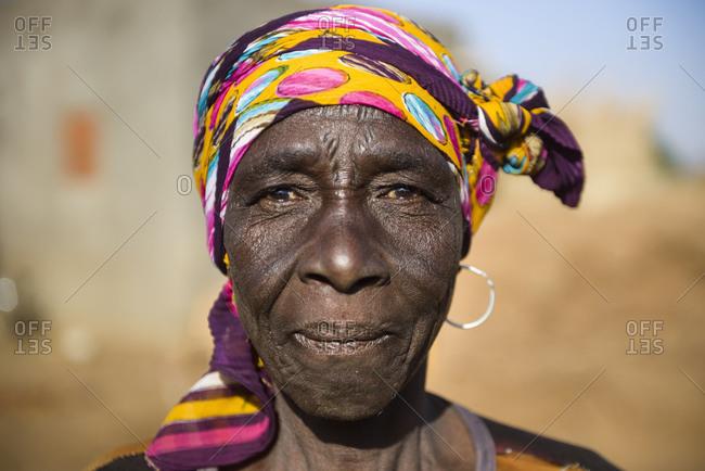 December 13, 2015: Rural life in a Gourmatche village, Burkina Faso
