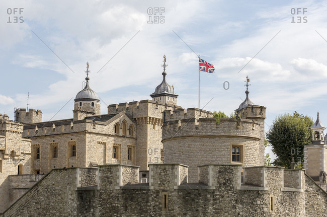 Her Majestynis Royal Palace and Fortress the Tower of London, Great Britain