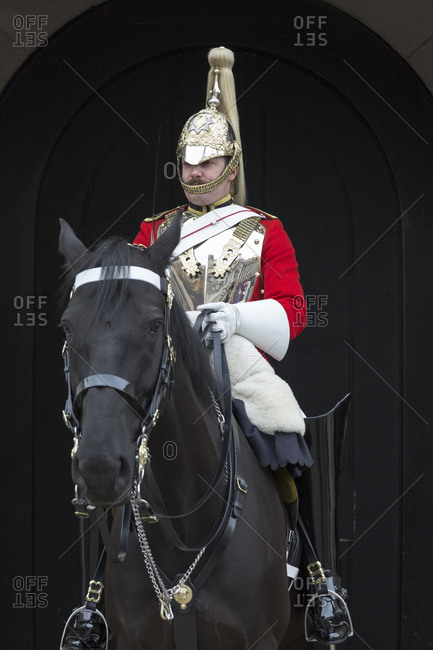 September 8, 2015: Horse Guards Parade at Whitehall, City of Westminster, London, UK