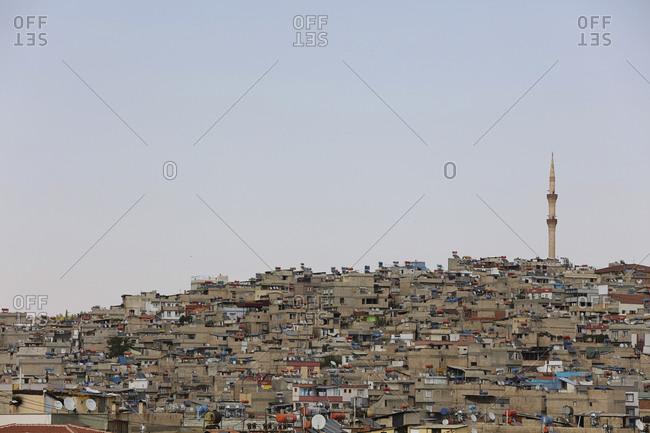 Gaziantep, Southeastern Anatolia, Turkey - Offset