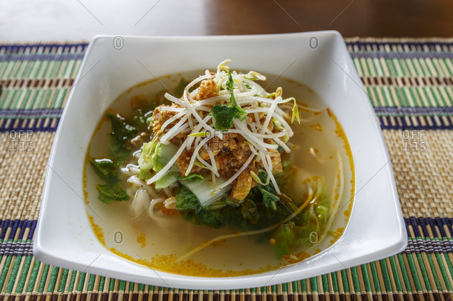 Traditional Cuisine at Inle Lake, Myanmar