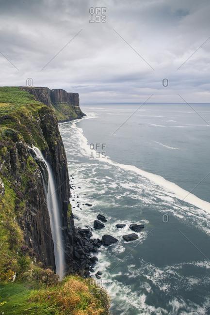 Kilt Rock, Isle of Skye, Scotland, Europe