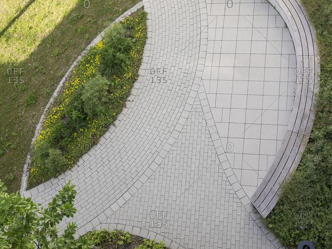 Unterschleissheim retirement home, Bavaria, Germany, Europe
