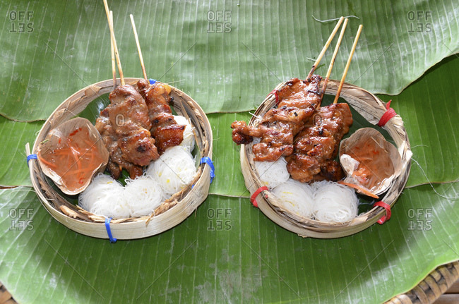 Traditional Thai food, Thailand, Southeast Asia