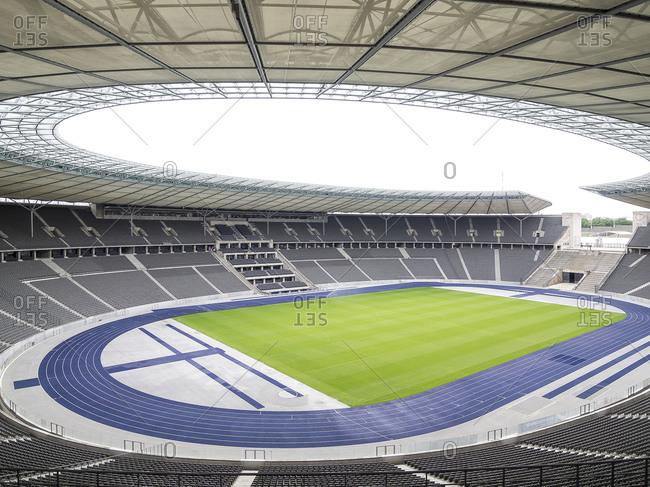 May 10, 2013: Olympic Stadium, Berlin, Germany, Europe