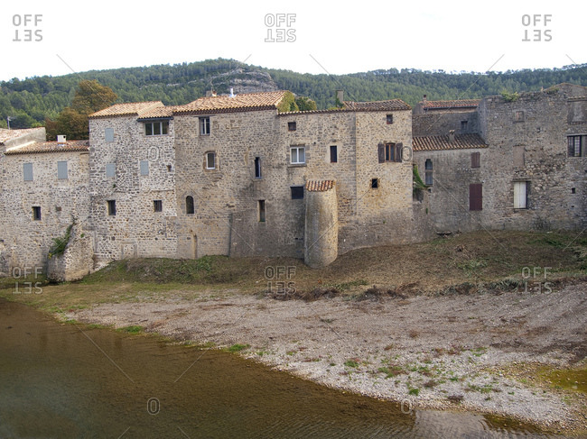 Lagrasse, Languedoc-Roussillon, South of France, France, Europe