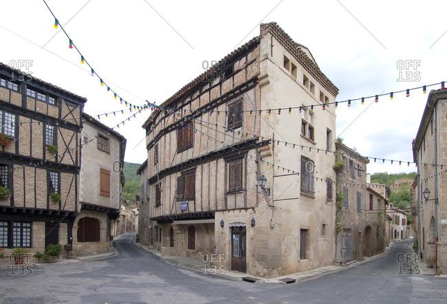 Alet-les-Bains, Southern France, France, Europe