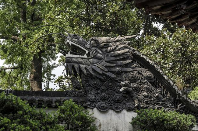 Yuyuan Garden, Puxi, Shanghai, China, Asia