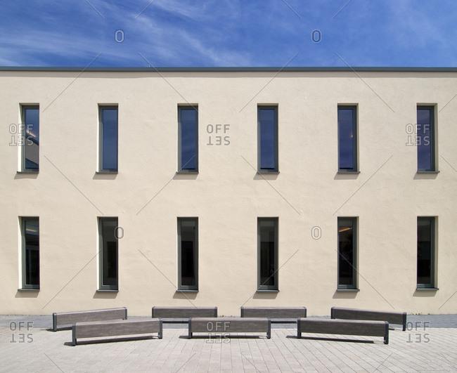 School, Vogelstang, Baden-Wurttemberg, Germany, Europe
