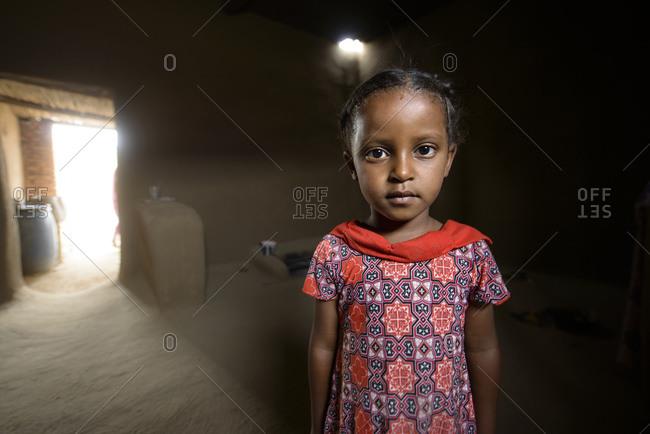 April 23, 2014: Sahara girls, Sudan