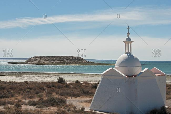 Bird Island, Isla de los Pajaros, Peninsula Valdes, Patagonia, Argentina, South America