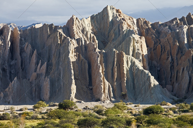 Mountain region near Cachi, Salta Province, Argentina, South America