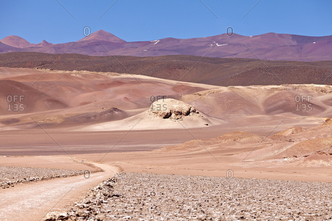 Salar de Arizaro, Puna Desert, Salta Province, Argentina, South America