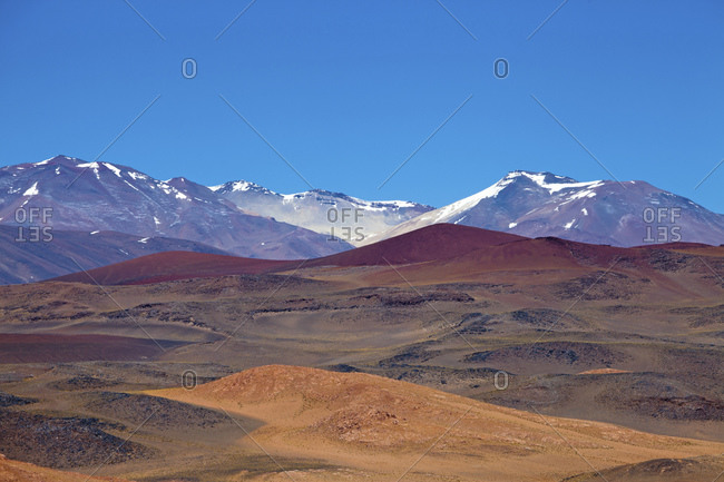 Salar de Antofalla, Puna Desert, Catamarca Province, Argentina, South America
