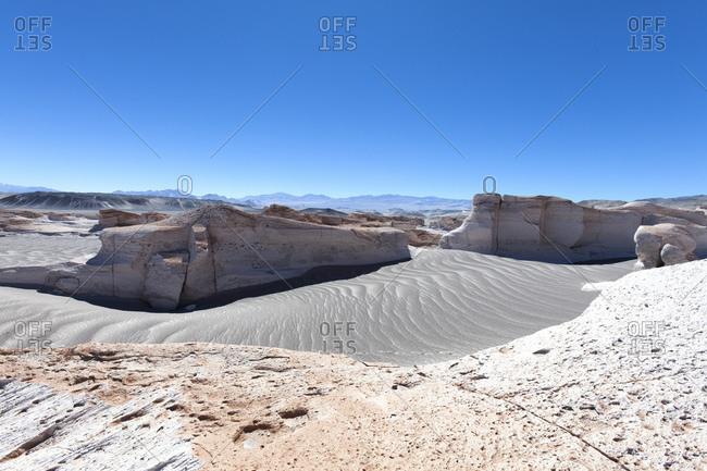 Campo de Piedra Pomez, Puna Desert, Catamarca Province, Argentina, South America