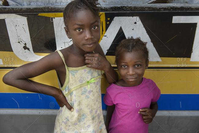 September 8, 2015: Children, Democratic Republic of the Congo, Africa