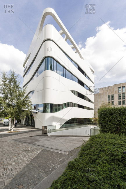 August 1, 2014: Ottobock Science Center, Berlin, Mitte, Germany, Europe