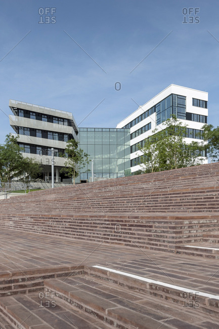 HafenCity University HCU, Hamburg, Germany, Europe