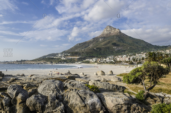 Lions Head, Camps Bay, Cape Town, Western Cape, South Africa, Africa