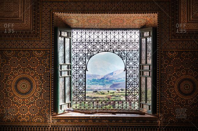 Telouet Kasbah, High Atlas, Morocco, North Africa, Africa