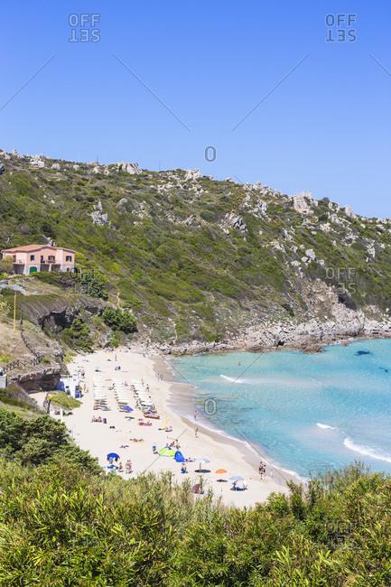 Rena Bianca beach, Santa Teresa Gallura, Sardinia, Italy, Mediterranean, Europe