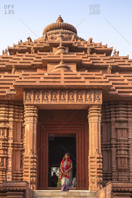 February 21, 2019: Sun Temple, Gwalior, Madhya Pradesh, India, Asia
