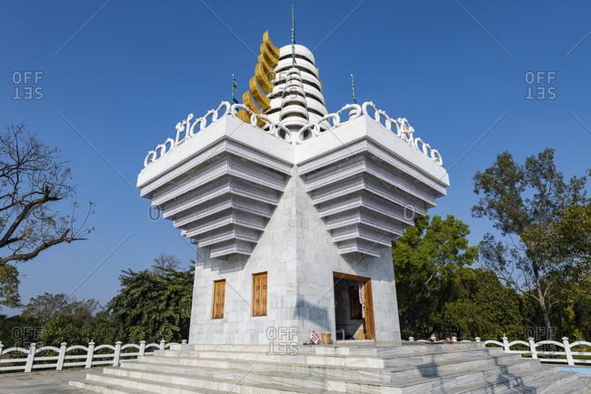 Ibuthou Pakhangba temple, Kangla Palace, Imphal, Manipur, India, Asia